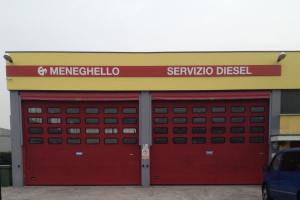 officina meneghello servizio diesel pompista cartura padova