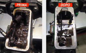 pompa motore meccanico revisione padova macchina